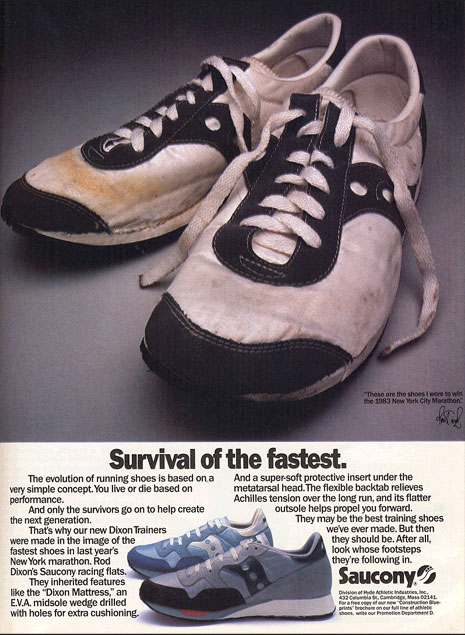 Story Behind The Brand' – Saucony | Sneakerjagers